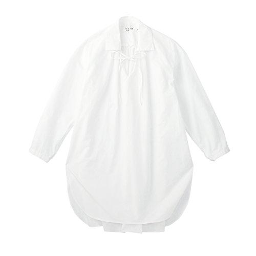 (ル ティロワ ドゥ ドレステリア)LE TiROiR de DRESSTERIOR タイプライターリボンシャツ オフホワイト(003) 02(M)
