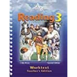 Reading 3 for Christian Schools - Worktext Teacher's Edition