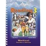 Reading 3 for Christian Schools - Worktext Teacher's Edition