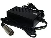LotFancy New 24V 1.5A 1500mA Electric Bike Motor Scooter Battery Charger Power Supply Adapter For Go-Go Go-Chair