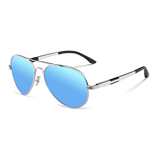 duco-aviator-style-polarized-sunglasses-for-outdoor-sports-fishing-golf-3026-silver-frame-revo-blue-