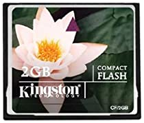 Kingston 2 GB CompactFlash Card