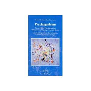 Psychogenicum: Biochemie der Psychopharmaka / Differenzierter Umgang mit Antipsychotika / Geschlecht