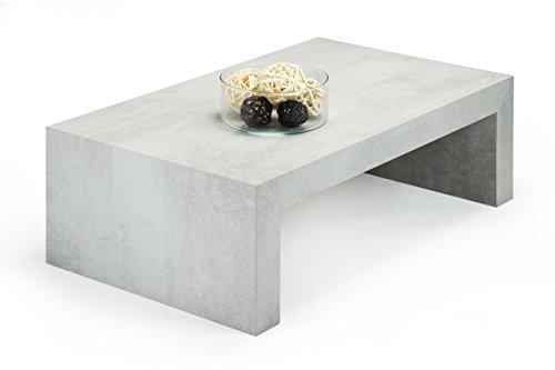 Tisch-Couchtisch-Beistelltisch-Kaffeetisch-Wohnzimmertisch-zement-Mod-FIRST-H30