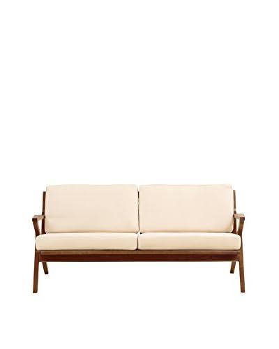 Ceets Martelle Sofa, Cream