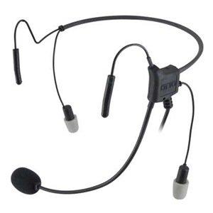Hurricane Ii Headset, Inline Ptt