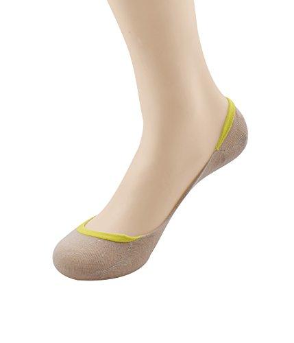 zando-chaussettes-de-sport-homme-beige-beige-taille-unique-24-13-cm-2627-cmpointure-42-46