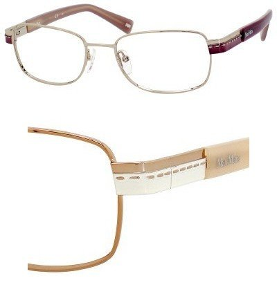 Max MaraMAX MARA Eyeglasses 1149 0RAO Gold 52MM