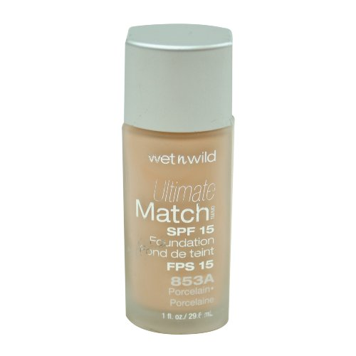 ウェットアンドワイルド ULTIMATE MATCH FOUNDATION #853A PORCELAIN