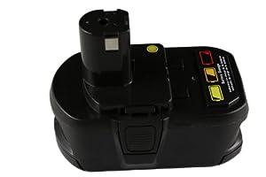 Ryobi replacement drill battery