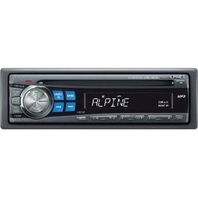 Alpine Cde-9872 Cd/Mp3 Receiver front-261568