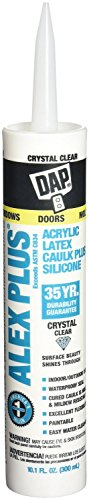 Dap-18172-Antique-White-Alex-Plus-Acrylic-Latex-Caulk-Plus-Silicone-101-Ounce