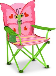 Melissa & Doug - Bella Butterfly Chair by Melissa & Doug