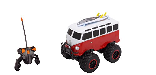 Dickie-Spielzeug 201119408 - RC Volkswagen T1 Wheely Bus, Ready to Run