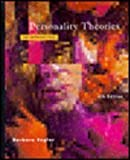 Personality Theories: An Introduction (0395708354) by Barbara Engler