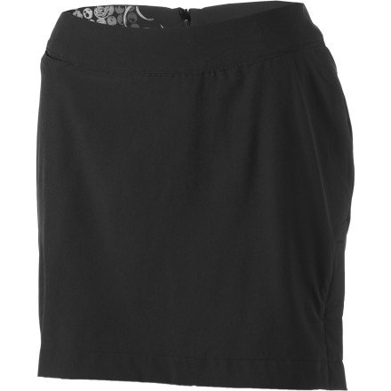 Image of ZOIC Damsel Bike Skirt - Women's (B00879VG1I)