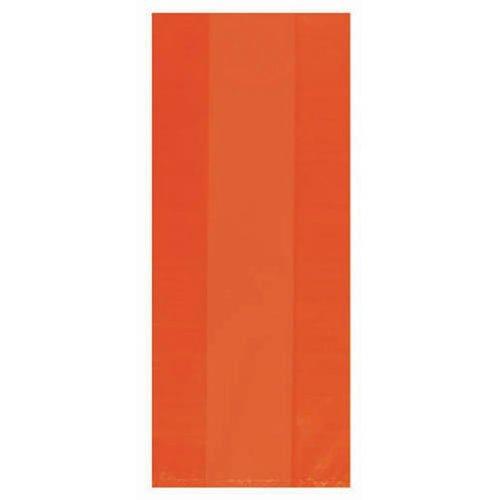 Small Orange Cello Bags