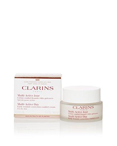 Clarins Multi-Active Crema Alisadora De Día Para Todo Tipo De Pieles 50 ml