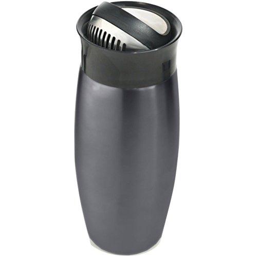 HOUDINI W2714 24oz Flip-Top Cocktail Shaker (Gunmetal Gray) Home Kitchen Furniture Decor