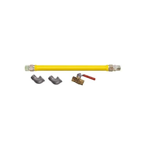 Dormont 1650Npkit24 Safety System Stationary Gas Connector Kit