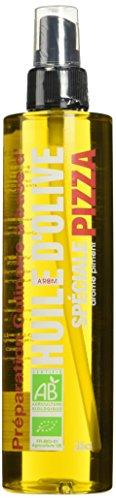 SMA Diffusion Huile d'Olive Pet Spray Bio Pizza 25 cl - Lot de 3