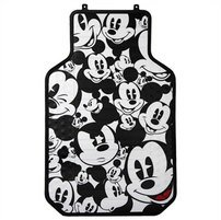 Plasticolor 001581R01 Mickey Mouse Expressions Floor Mat Set (Disney Car Floor Mats compare prices)