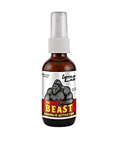 UltraLab - The Beast Anabolic Activator - Oral Spray Formula (2 Ounces)