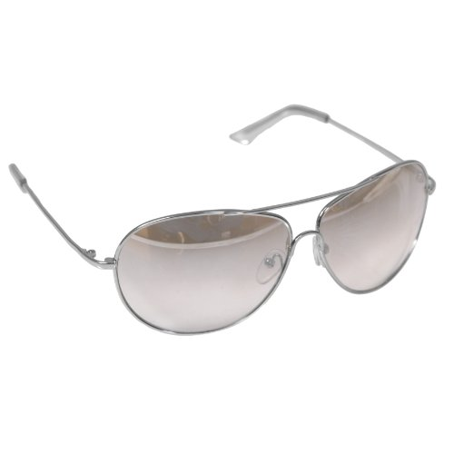 Journee Collection Womens UV Aviator Sunglasses
