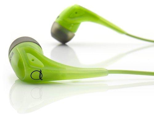 Akg Q350 Quincy Jones Signature Line In-Ear Headphones (Ear Canal) Green Colors