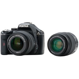 Pentax K2000 (with 18-55mm and 50-200mm Lenses)