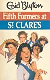 Enid Blyton Fifth Formers of St.Clare's (The Dragon Books)