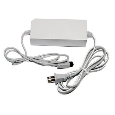 AC Adapter Power Cord Cable Supply for Nintendo WII