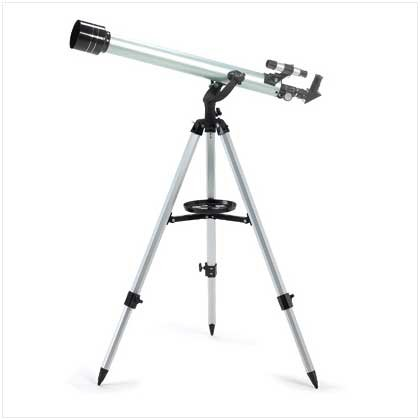 Star Gazer Astronomy Telescope With Aluminum Tripod
