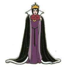 Disney Pin - The Wicked Queen from Snow White - Grimhilde