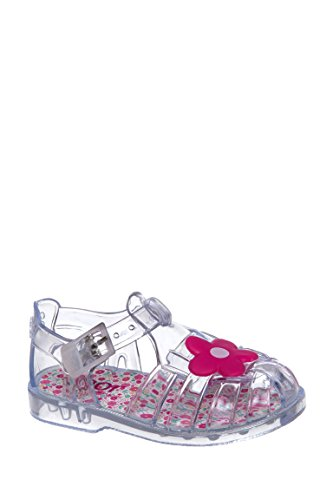 Girl's Cholo Flower Fisherman Sandal