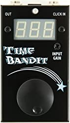 Visual Sound Time Bandit Tap Tempo Click Track Sync by Visual Sound