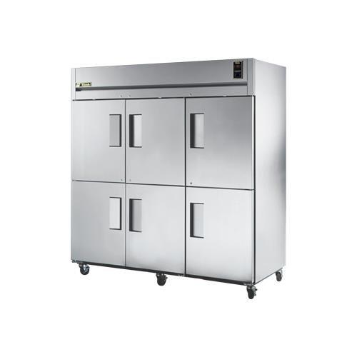 True Commercial Freezer front-353908