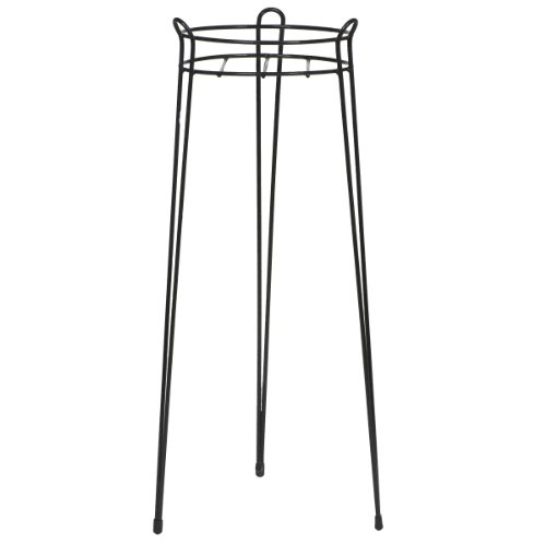 CobraCo 30-Inch Black Basic Plant Stand S1030-B (Tall Plant Stand compare prices)