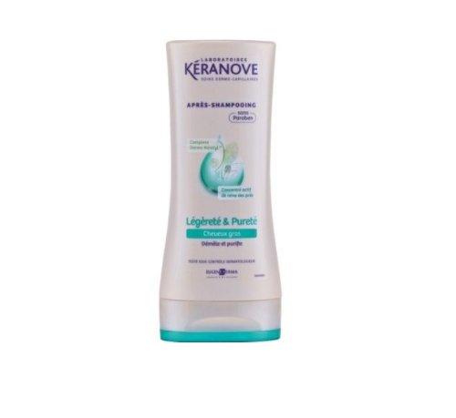Kéranove Laboratori - Conditioner - Luce e Purezza - capelli grassi - 200 ml - Lotto di 2