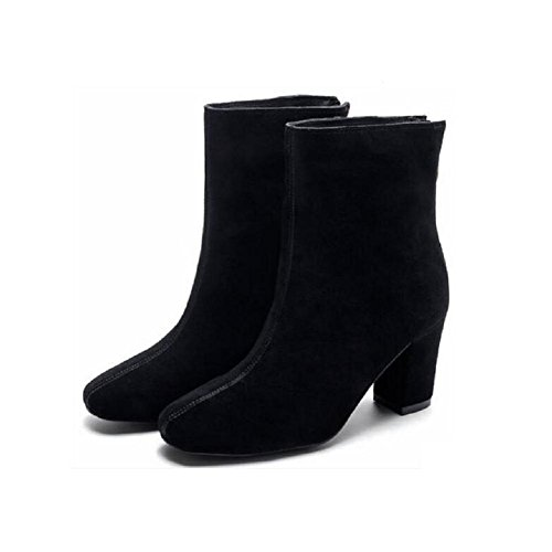 yyh-zapatos-de-mujer-plaza-cabeza-gruesa-con-desnudas-botin-alto-con-corto-cuero-nubuck-gamuza-botas