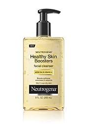 Neutrogena Healthy Skin Boosters Cleanser, 9 Fluid Ounce