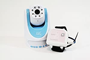 Wi-Fi Smart Baby Monitor IPC100 - with Digital Monitoring of Breathing and Heart Rate by Dorme' Baby