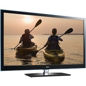 LG Infinia 65LW6500 65-Inch Cinema 3D 1080p 120 Hz LED HDTV with Smart TV (Included: Four Pairs of 3D Glasses)