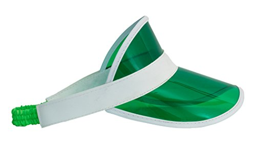 For Sale! Loftus Adult Beach Visor Double Bill Costume Hat, Green, One Size
