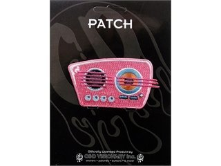 Application Pink Radio Patch - 1