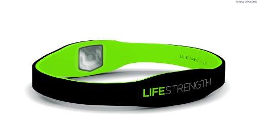LifeStrength ions négatifs Bracelet, Vert, Petit