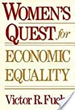 img - for Women's Quest for Economic Equality book / textbook / text book