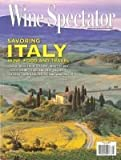 img - for Wine Spectator, October 31, 2009 - Savoring Italy: Wine, Food and Travel - Tuscany Taormina Travel - Sicily book / textbook / text book