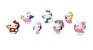 7 St. Satz # 1 des Schuh Schmucken Hello Kitty