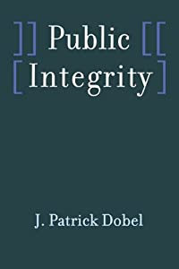"Cover of ""Public Integrity"""